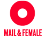 Logo Mail & Female